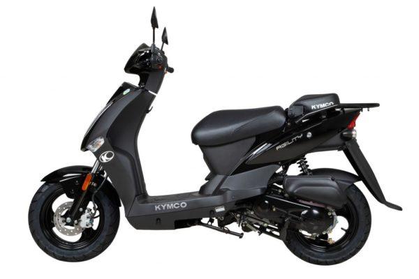 Kymco Agility klap Euro 4