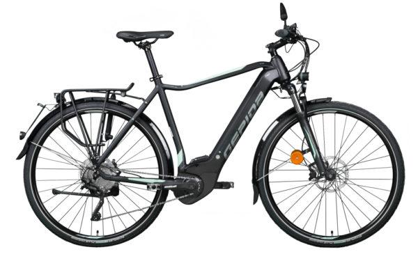 Gepida Fastida speed bike pro Mat zwart