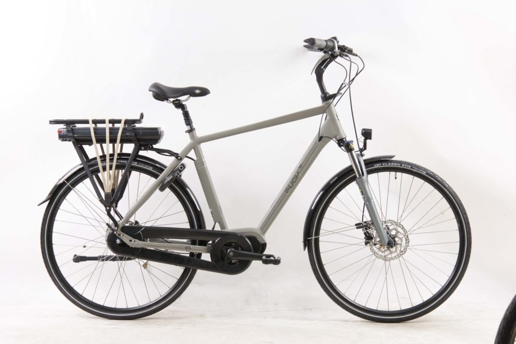 Puch E-Ambient-S Quartz Grey Matt
