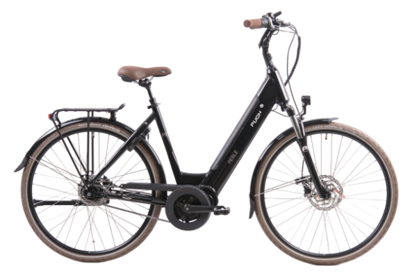 Puch Perle Maxi Black Glossy