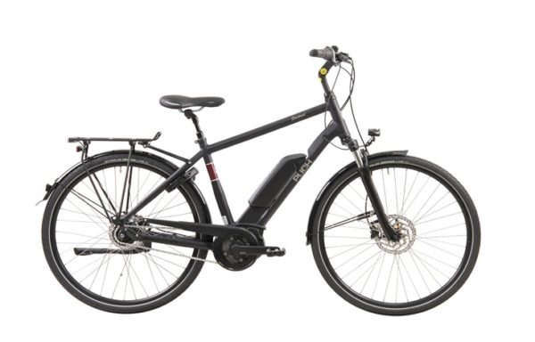 Puch Stadtrad e Coal Black Matt